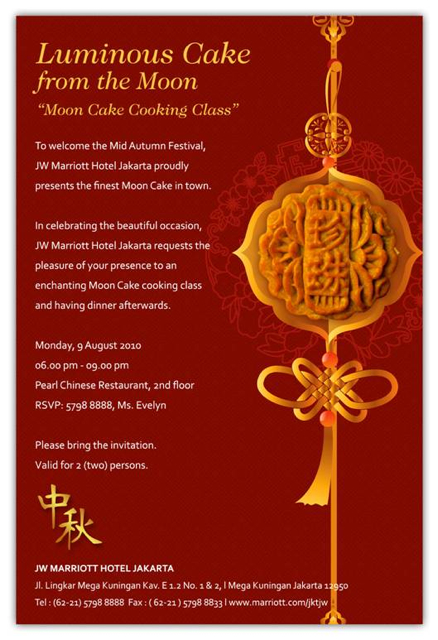 Cooking Cl Es Invitation