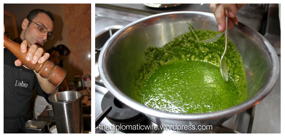 """Pesto """"Alla Genovese"""" Original Recipe"""