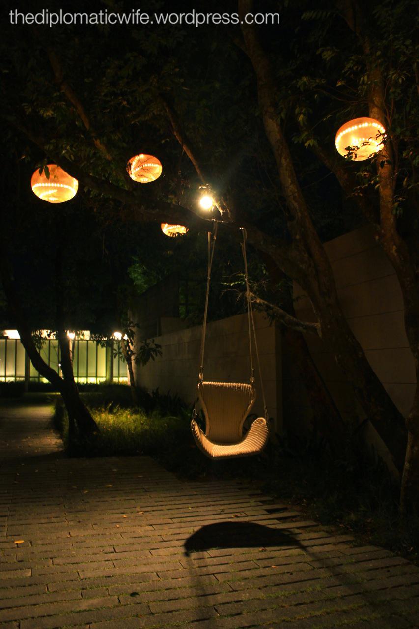 Swinging evening at Sala Phuket Thailand