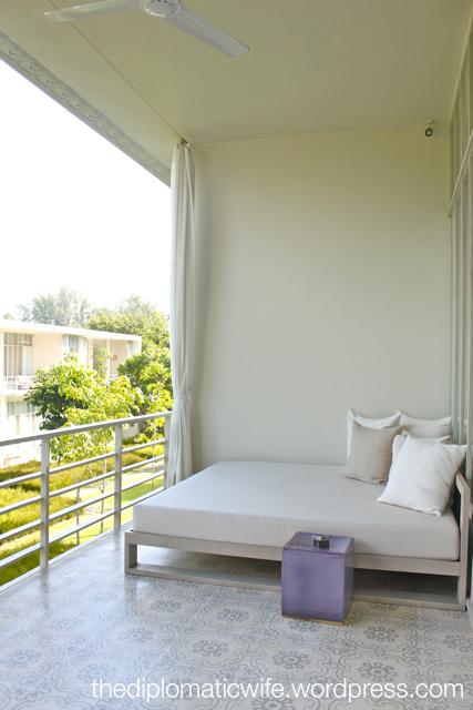 Sala Phuket Resort Deluxe Balcony