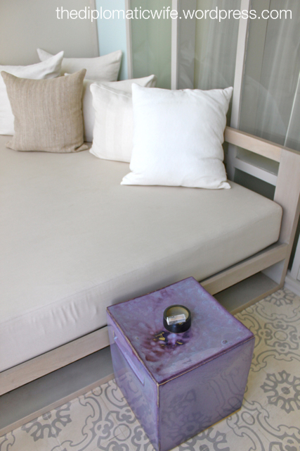 Sala Phuket Resort Deluxe - Balcony day bed