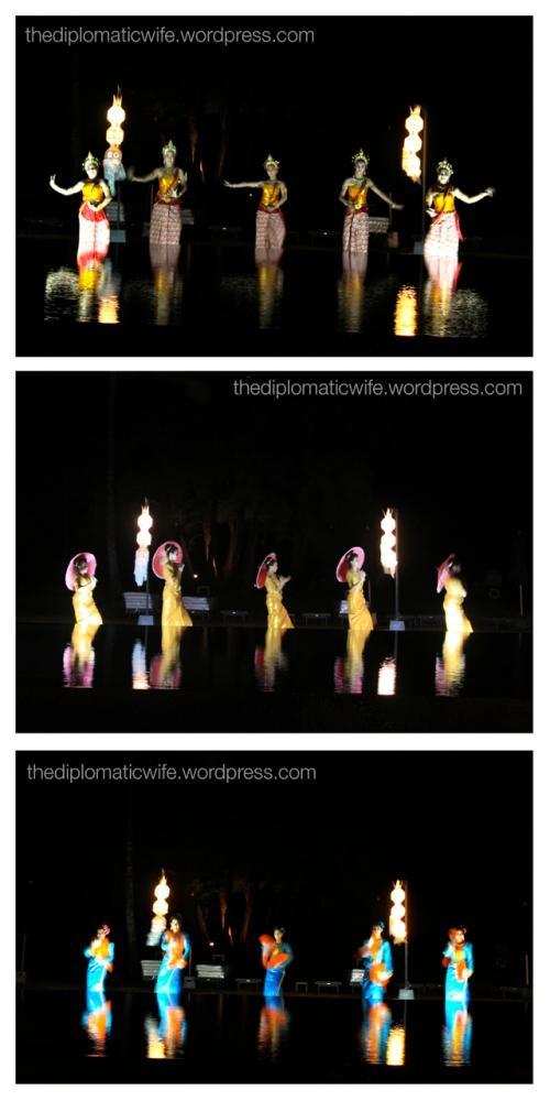 Fridays: Thai cultural show or dance at the Sala Restaurant Phuket Thailand