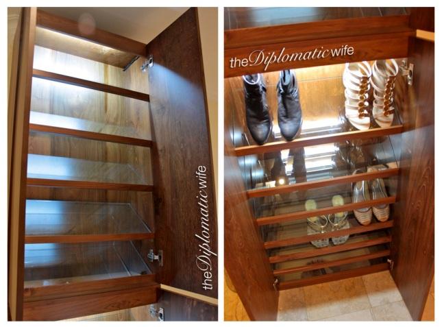 shoe rack design singapore