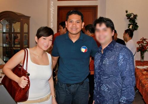 Azkals/Philippine Men's Football Team coach: Josef