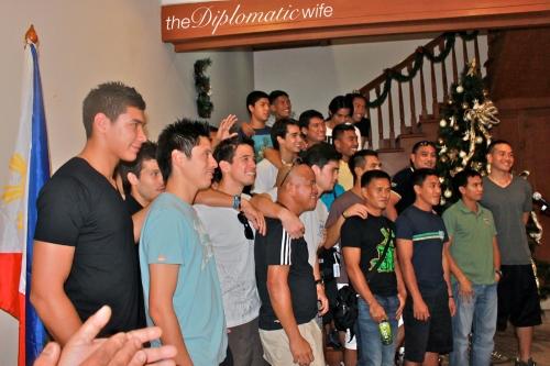 Azkals/Philippine Men's Football Team