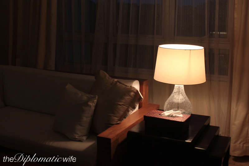 My Vinoti living table lamp